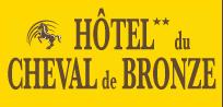 Hôtel LE CHEVAL DE BRONZE**
